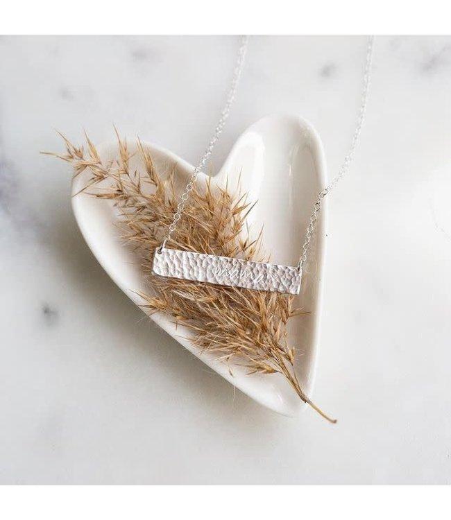 Ari Elle Jewelry Mama Bar necklace