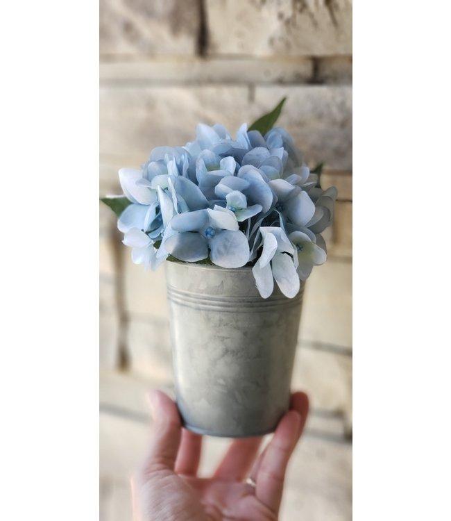 Hydrangea Pots Blue