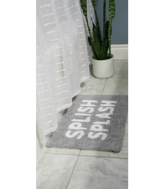 Bath Mat -Splish Splash
