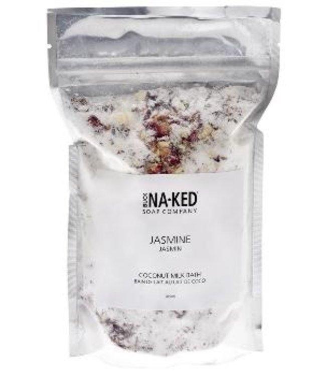 Buck Naked Coconut milk bath- Jasmine