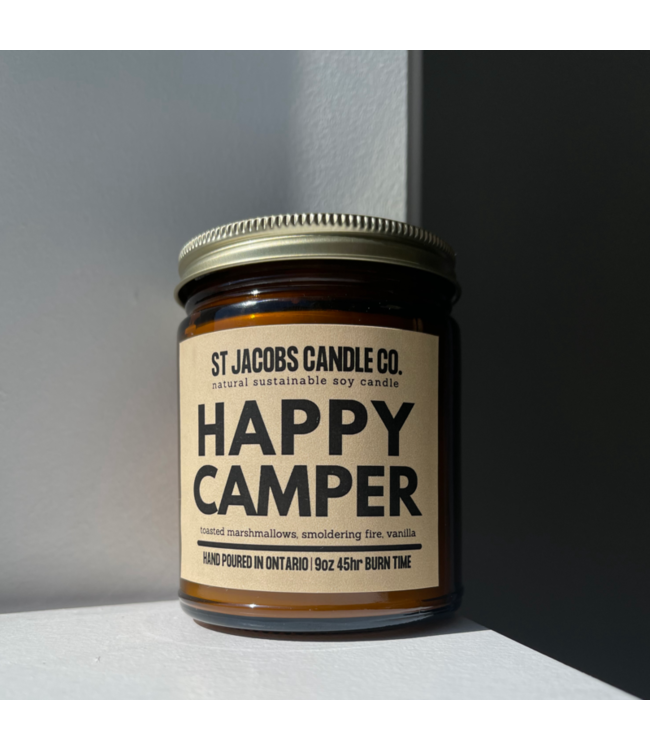 Botanical Propaganda Soy Candle-Happy Camper