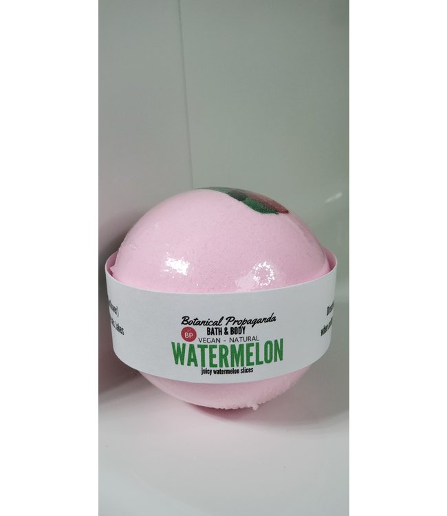 Botanical Propaganda Bath bomb- Watermelon
