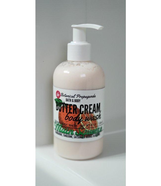 Botanical Propaganda Butter Cream Body Wash-Main Squeeze