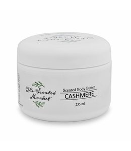 The Scented Market Body Butter- Cashmere