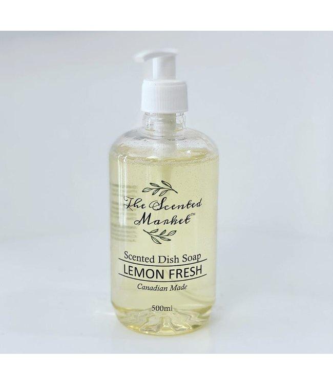 The Scented Market Soap- Lemon Fresh