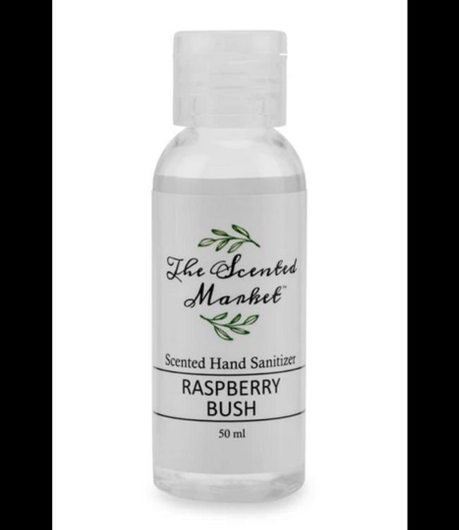 The Scented Market Hand Sanitizer- Raspberry Bush