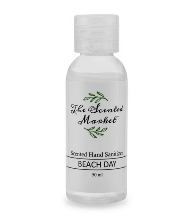 The Scented Market Hand Sanitizer- Beach Day