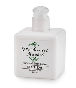 The Scented Market Hand and Body Lotion- Beach Day