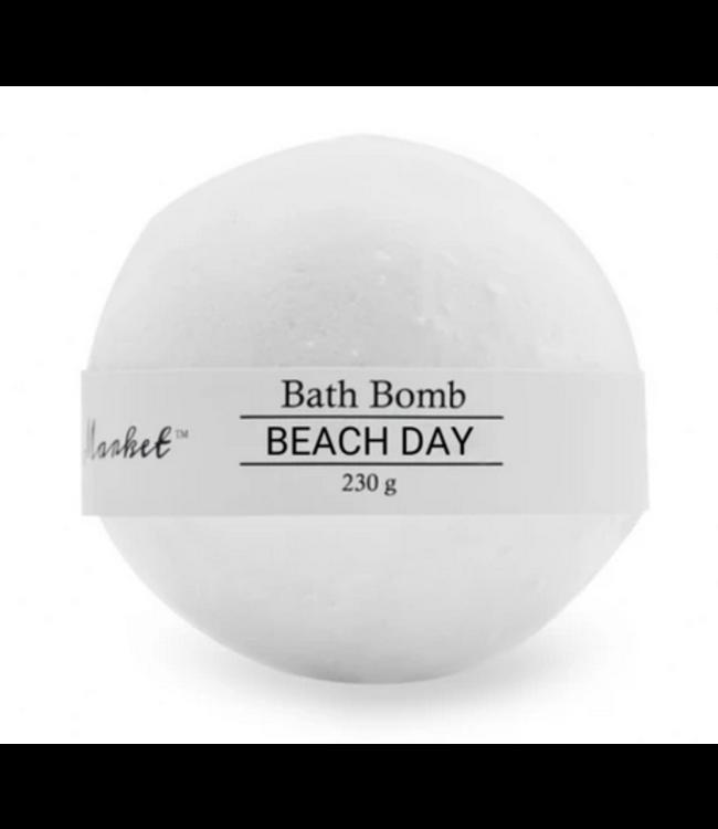 The Scented Market Bath Bomb- Beach Day