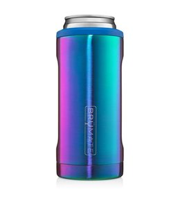 Brumate Hopsulator slim- Rainbow Titanium