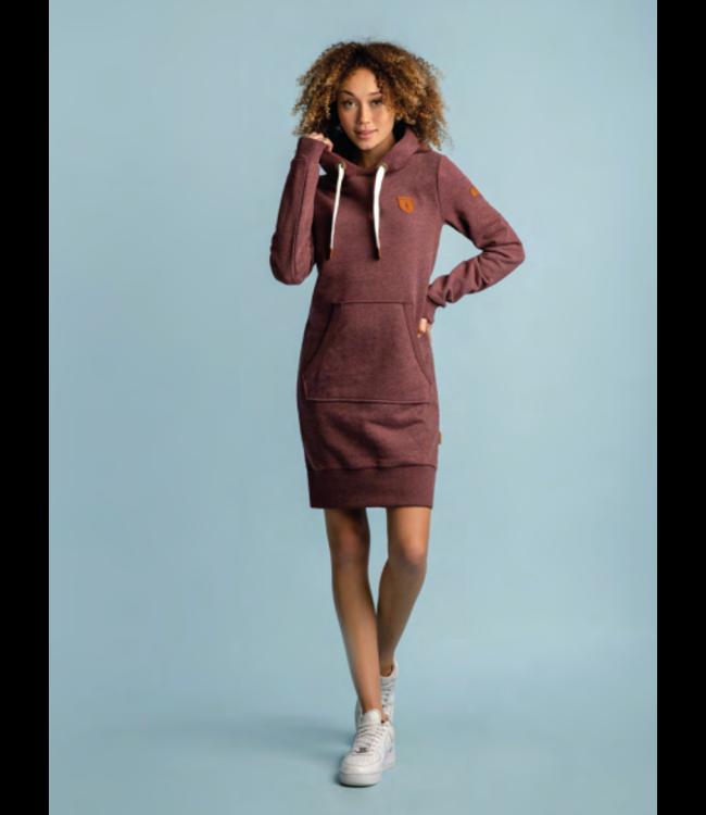 Wanakome  Carmen dress- Mulberry