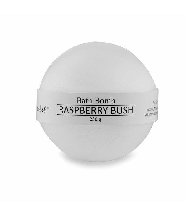 The Scented Market Bath Bomb- Raspberry Bush