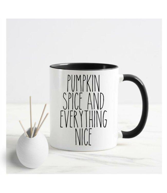Punks and Pretties -Pumpkin Spice