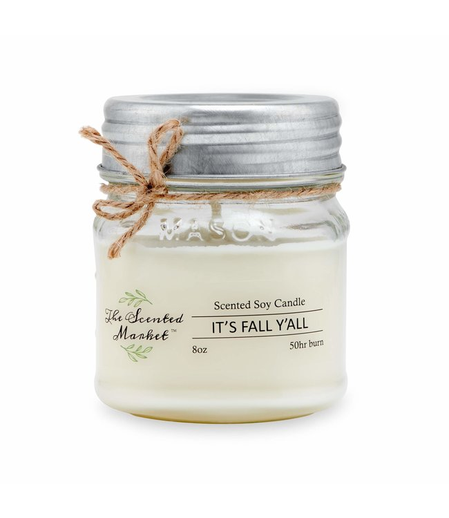The Scented Market - It's Fall Y'all