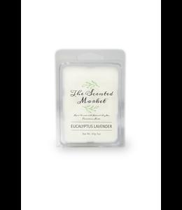 The Scented Market Wax melt-Eucalyptus Lavender