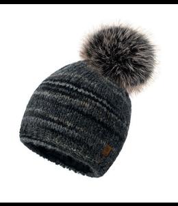 Woolk Morgana Hat- Dark Grey