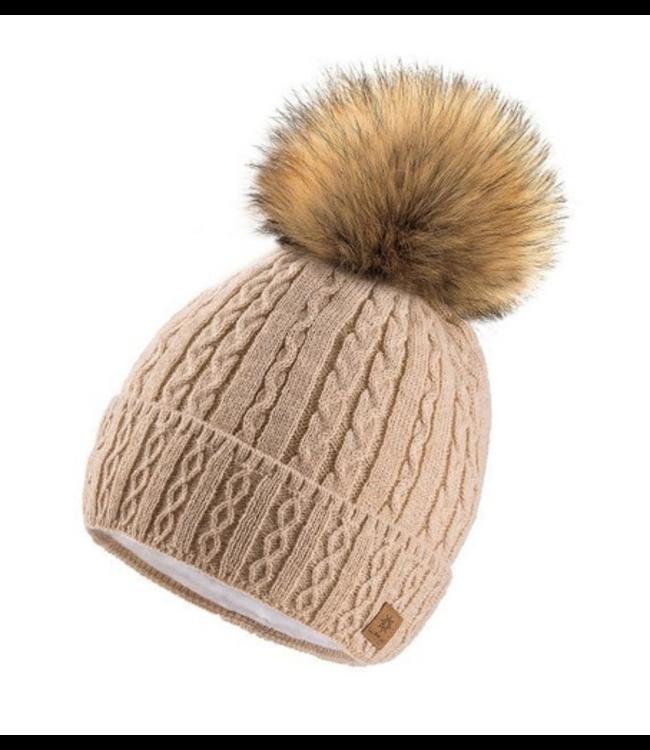 Woolk Mia Hat- Beige