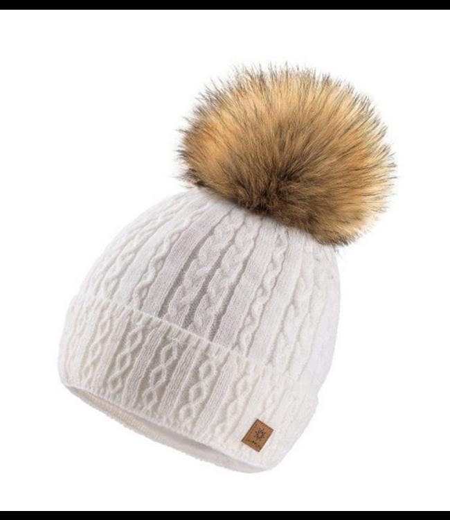 Woolk Mia Hat- White