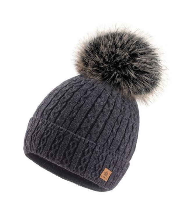 Woolk Mia Hat- Grey