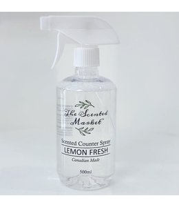 The Scented Market Cleaning/Counter Spray-Lemon Fresh
