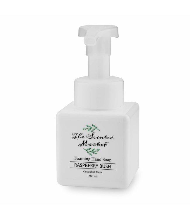 The Scented Market  Hand soap- Raspberry bush