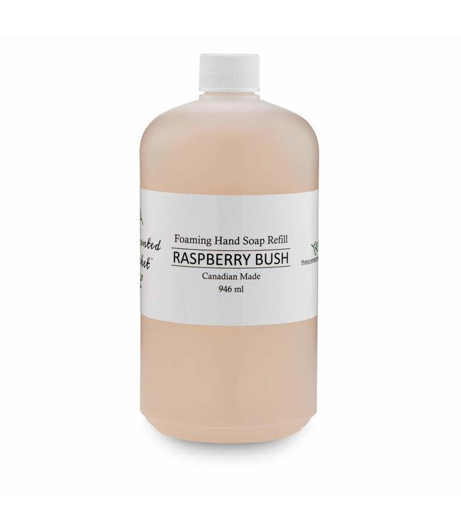 The Scented Market Foaming Hand Soap Refill-Raspberry Bush