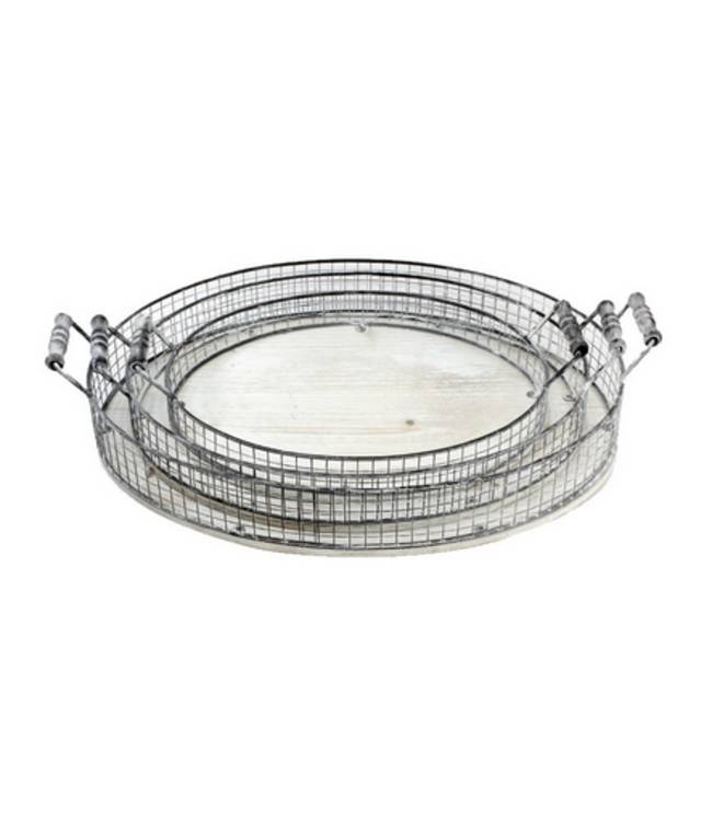 Koppers Oval Tray Small