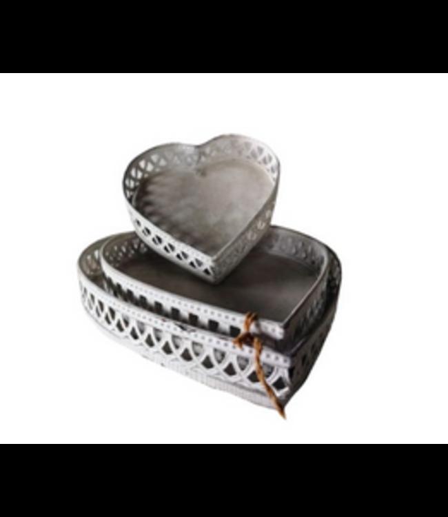 Koppers Heart Tray Medium