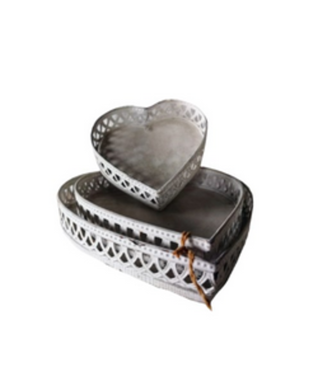 Koppers Heart Tray Large