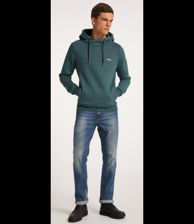 Ragwear Mens Nate Sweatshirt- Dark green