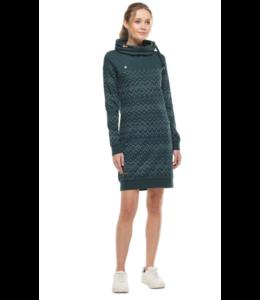 Ragwear Chloe Dress- Dark Green