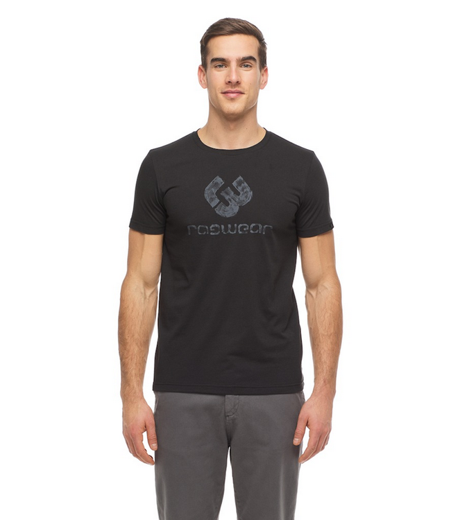 Ragwear  Charles T-shirt- Black