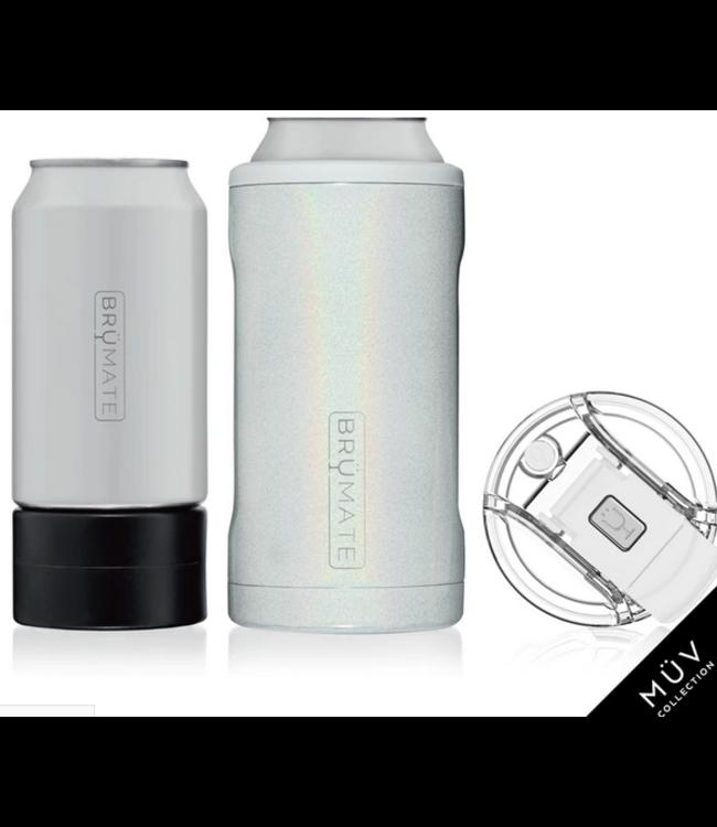 Brumate Hopsulator MUV - Glitter White