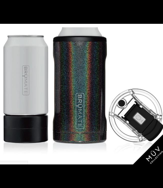 Brumate Hopsulator MUV - Glitter Charcoal