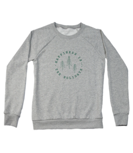 Happiness is... The Holidays- Heather Grey