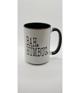 Punks and Pretties Mug- Bah Humbug