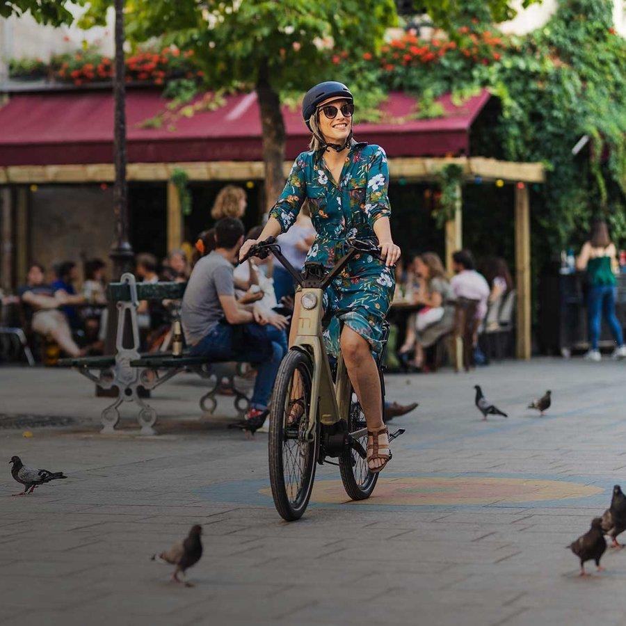 Vélos électriques hybrides