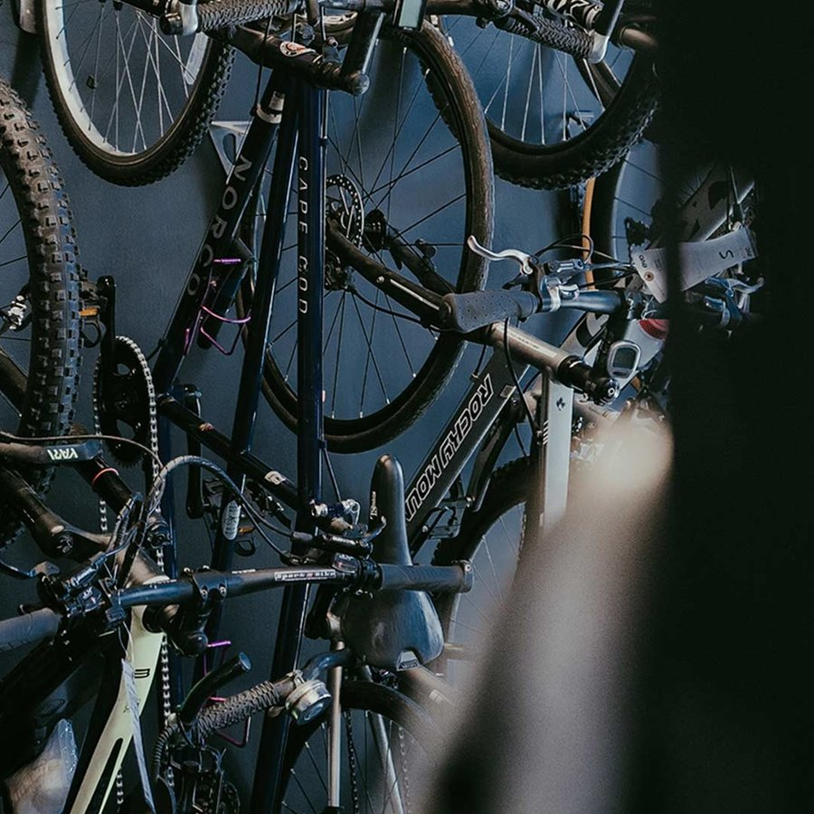 Bike storage service