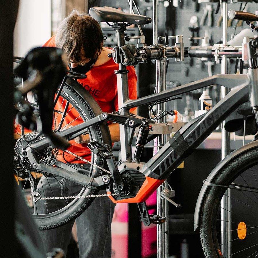 E2-Sport bike buyback program
