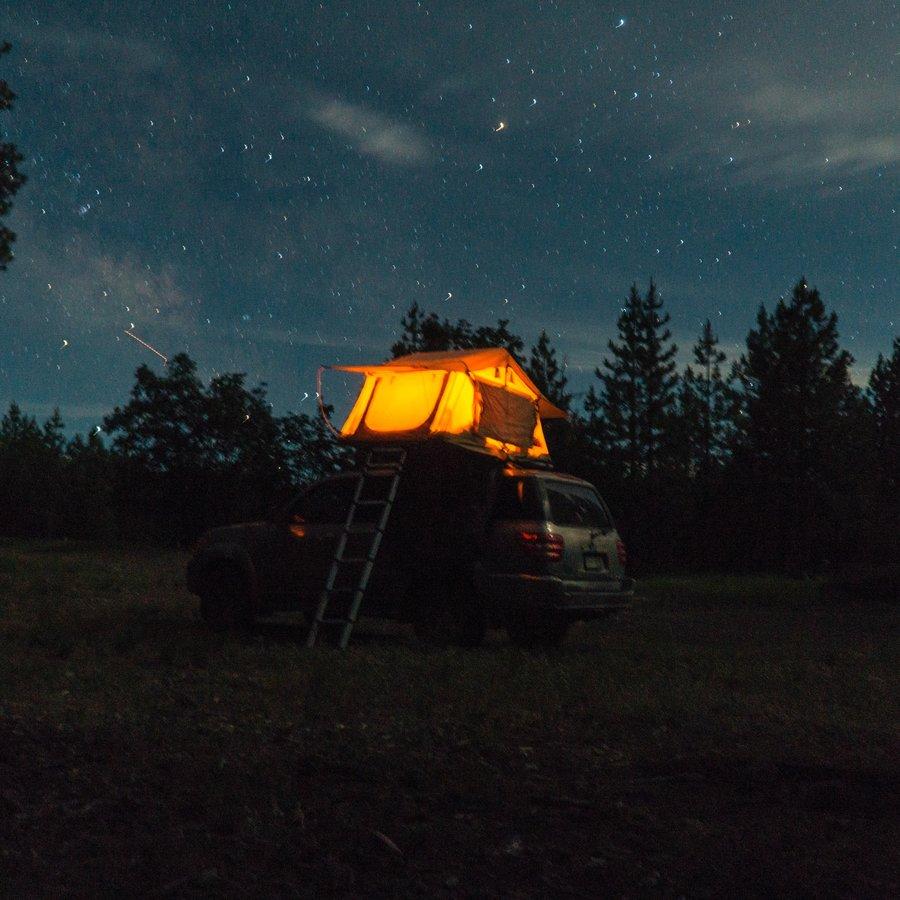 Vélo camping