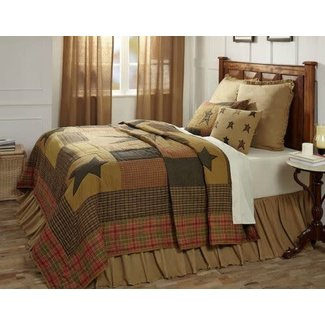 VHC BRANDS Stratton | Queen Quilt