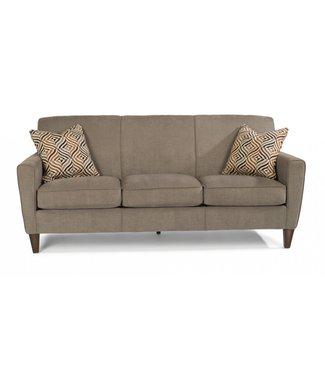 Flexsteel Furniture Digby | Three-Cushion Sofa 5966-31-723-80