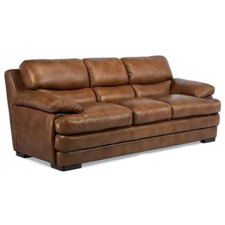 Flexsteel Furniture Dylan | 1127-31 Leather Sofa
