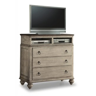 Flexsteel Furniture Plymouth Media Chest