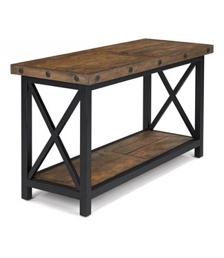 Flexsteel Furniture Carpenter | Sofa Table 6722-04