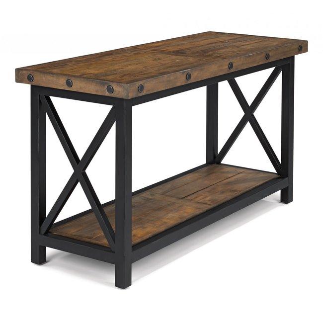 Flexsteel Furniture Carpenter | Sofa Table 6722-04