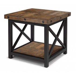 Flexsteel Furniture Carpenter | Lamp Table 6722-02
