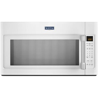Whirlpool Maytag 2.0 cu. ft. Over-the-Range Microwave Oven with 1000 Watts, 400 CFM