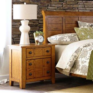 Liberty Furniture Grandpas Cabin Night Stand 175-BR61