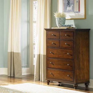 Liberty Furniture Hamilton (341-BR) 5 Drawer Chest 341-BR41
